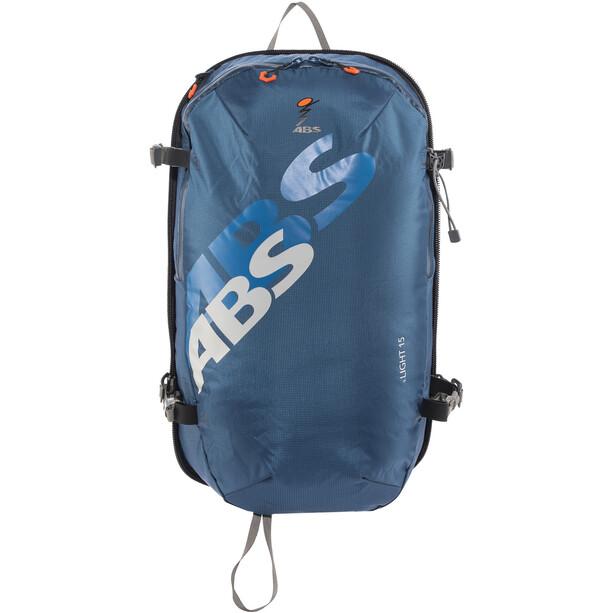 ABS s.LIGHT Compact Base Unit + s.LIGHT Compact Zip-On 15l Rucksack glacier blue