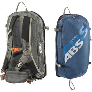 ABS s.LIGHT Compact Base Unit + s.LIGHT Compact Zip-On 15l Rucksack glacier blue glacier blue