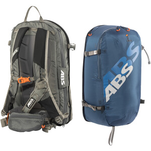 ABS s.LIGHT Compact Base Unit + s.LIGHT Compact Zip-On 30l Backpack glacier blue glacier blue