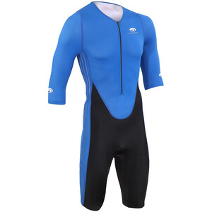blueseventy TX2000 Lyhythihainen Triathlon-puku Miehet, sininen/musta sininen/musta