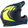 Kali Zoka Helmet Men black/fluo yellow/teal