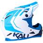 Kali Zoka Helm Herren white/blue/navy