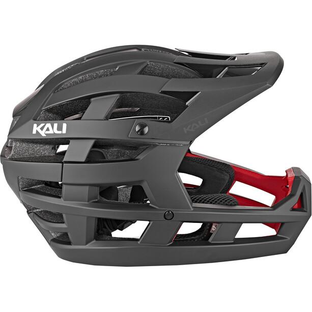 Kali Invader SLD Helm matt black