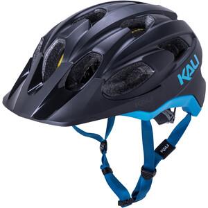 Kali Pace SLD Helm matt black/blue matt black/blue