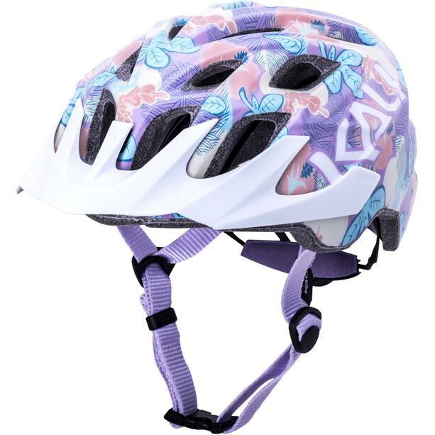 Kali Chakra Flora Helm Jugend purple