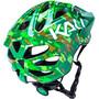 Kali Chakra Pixel Casque Adolescents, green