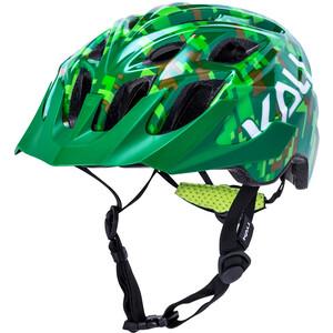 Kali Chakra Pixel Casque Adolescents, green green
