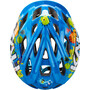Kali Chakra Monsters Casque Enfant, blue