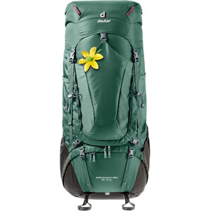 deuter Aircontact Pro 55 + 15 SL Backpack Women seagreen/coffee seagreen/coffee