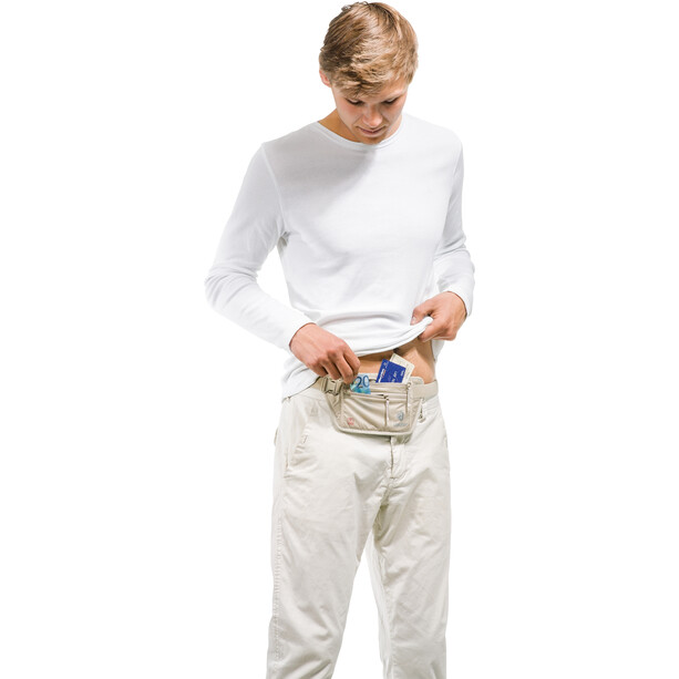 Deuter Security Money Belt I RFID Block sand