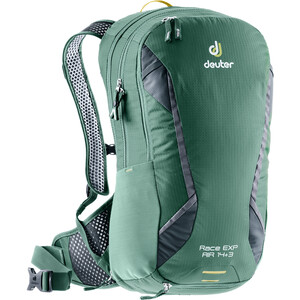 Deuter Race EXP Air Backpack 14+3l seagreen-graphite seagreen-graphite
