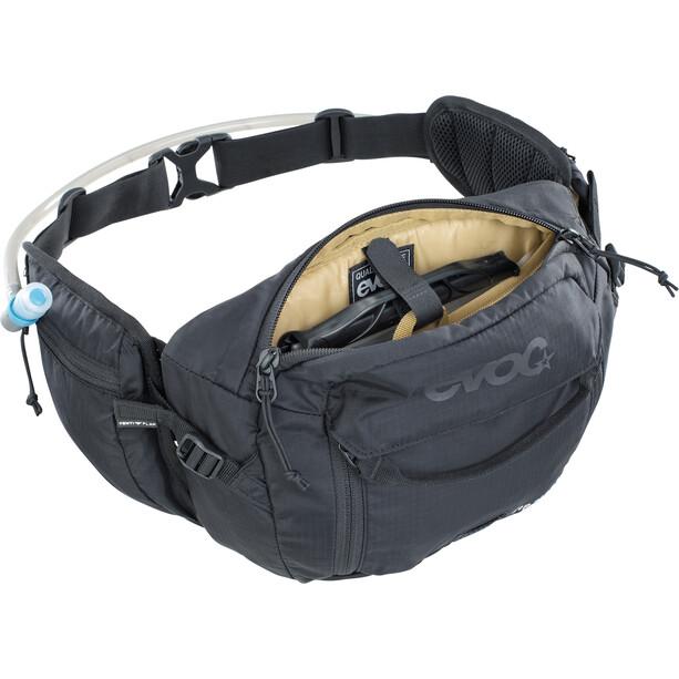 EVOC Hip Pack 3l + Bladder 1,5l black