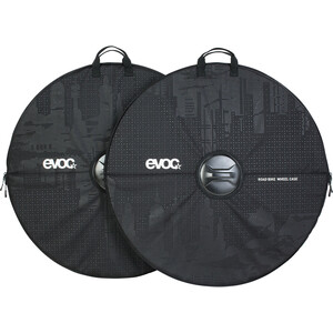 EVOC Road Bike Wheel Case 2 Pieces ブラック