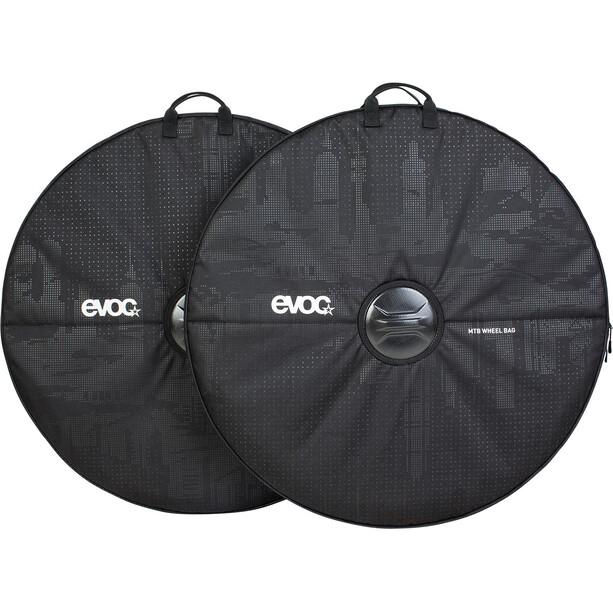 EVOC MTB Laufradtasche 2 Stück black