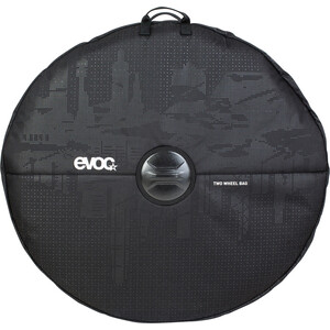 EVOC Two Wheel Bag ブラック