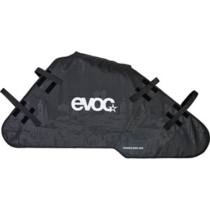 EVOC Padded Bike Rug ブラック