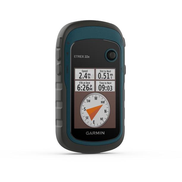 Garmin eTrex 22x GPS Receiver Black