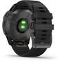 Garmin Fenix 6 Sapphire Smartwatch black