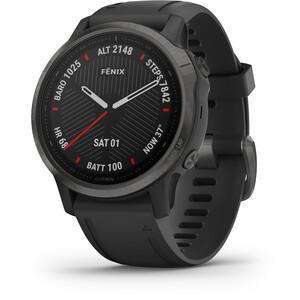 Garmin Fenix 6S Sapphire Smartwatch black black