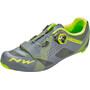 anthracite/yellow fluo