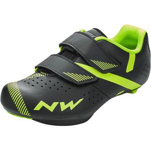Northwave Torpedo 2 Schuhe Kinder schwarz/gelb schwarz/gelb