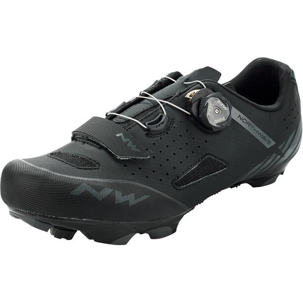 Northwave Origin Plus Wide Schuhe Herren black
