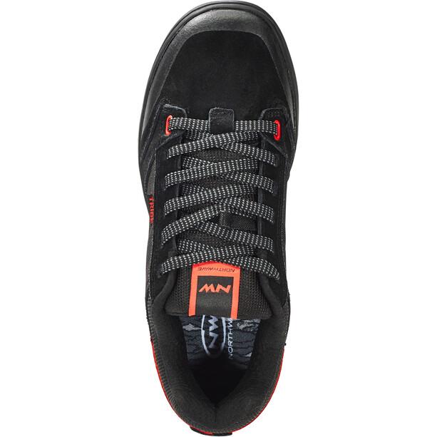 Northwave Tribe Schuhe Herren black/red