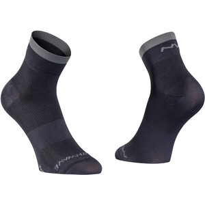 Northwave Origin Hohe Socken Herren black/dark grey black/dark grey