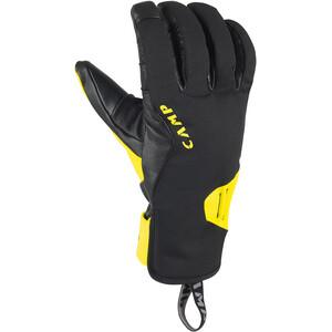 Camp Geko Ice Handschuhe black/yellow black/yellow