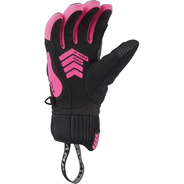 Camp G Hot Dry Lady Handschuhe schwarz/pink