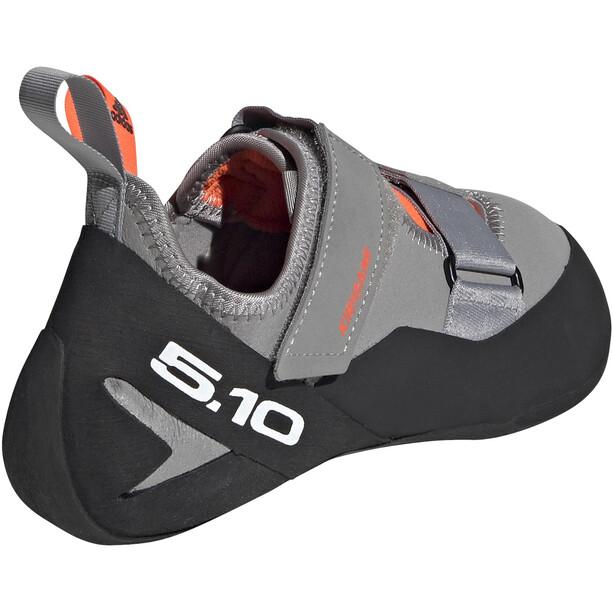 adidas Five Ten Kirigami Climbing Shoes Dam dove grey/core black/solar red