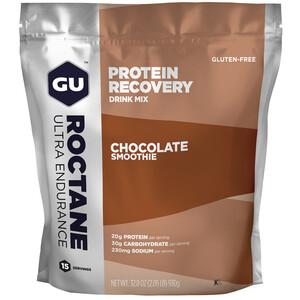 GU Energy Protein Recovery Drink Mix 15 Stück Schokolade