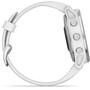 Garmin Fenix 6S Smartwatch white/silver