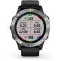 Garmin Fenix 6 Smartwatch schwarz/silber