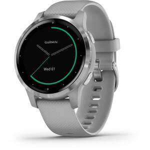 Garmin Vivoactive 4S Smartwatch grau/silber grau/silber