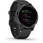 Garmin Vivoactive 4S Smartwatch black/slate grey