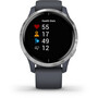 Garmin Venu Smartwatch granite blue/silver