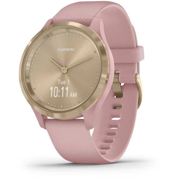 Garmin Vivomove 3S Smartwatch pink/gold