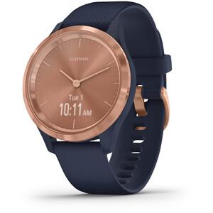 Garmin Vivomove 3S Smartwatch blau/rot blau/rot