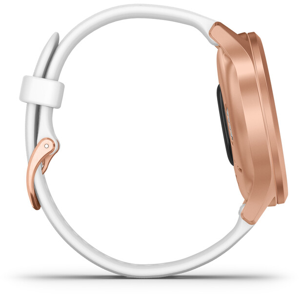 Garmin Vivomove Style Smartwatch rose gold/white