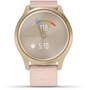 Garmin Vivomove Style Smartwatch pink/gold