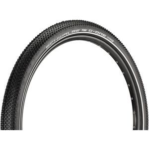 """SCHWALBE G-One Allround Performance Faltreifen 27.5x2,25"""" DD RaceGuard black-reflex black-reflex"""