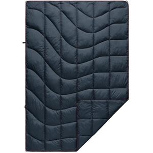 Rumpl Nanoloft Blanket 1P Blå Blå