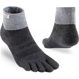 Injinji Trail MW Mini-Crew Xtralife Socks grå grå