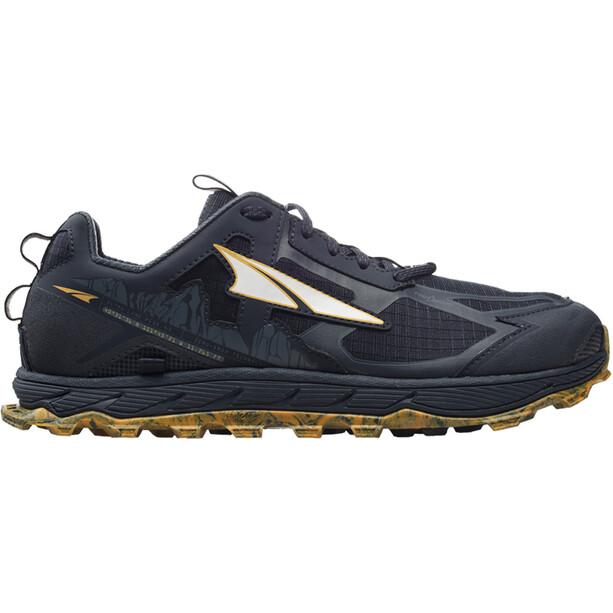 Altra Lone Peak 4.5 Shoes Herr carbon