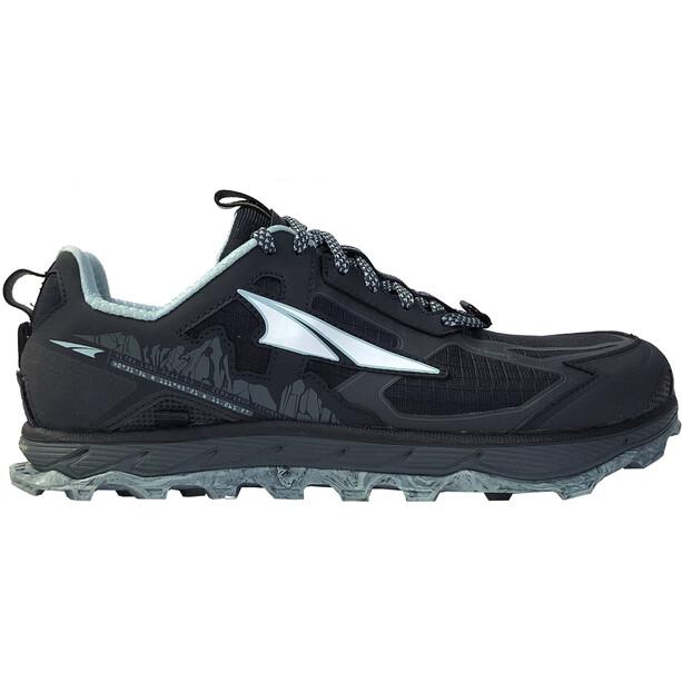 Altra Lone Peak 4.5 Shoes Dam blå