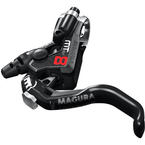 Magura Master MT8 PRO Bremshebel 1-Finger HC Aluminium-Hebel mit Reach Adjust/BAT 2019 black black