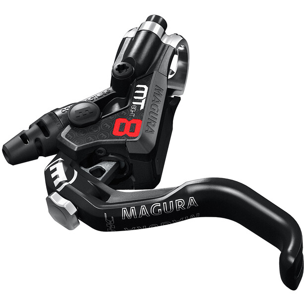 Magura Master MT8 PRO Bremshebel 1-Finger HC Aluminium-Hebel mit Reach Adjust/BAT 2019 black