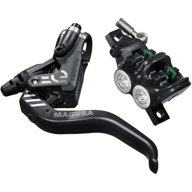 Magura MT5 eSTOP Bremshebel für Rechts/Links 2-Finger Aluminium-Leichtbau-Hebel black