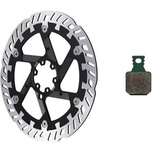 MT eSTOP Optimized Kit (8.S Brake Disc MDR-P 6-Hole/ブレーキパッド)